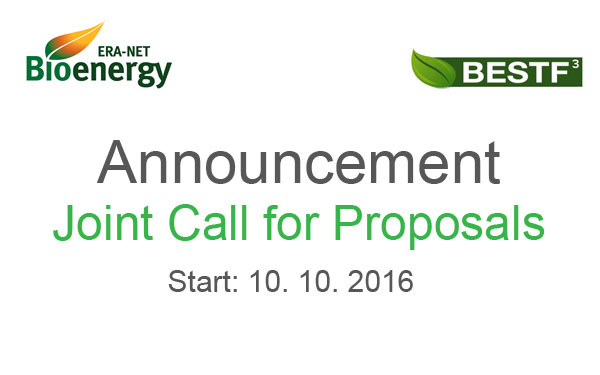 ERA-Net Joint Call for Proposals