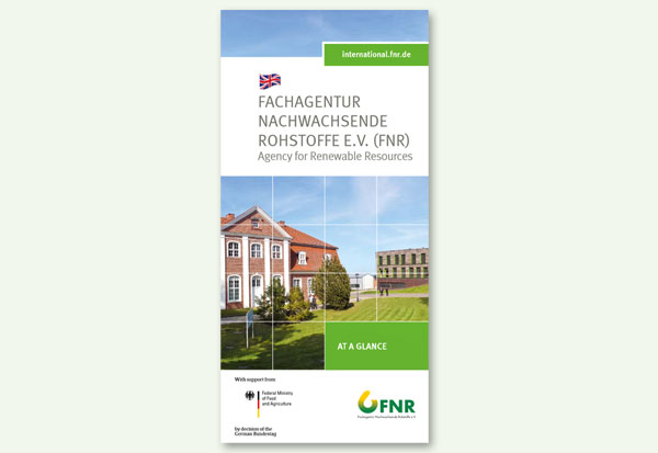 "Brochure ""FNR at a glance"""