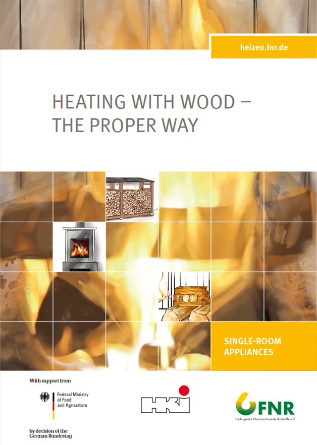 Heating with wood - the proper way